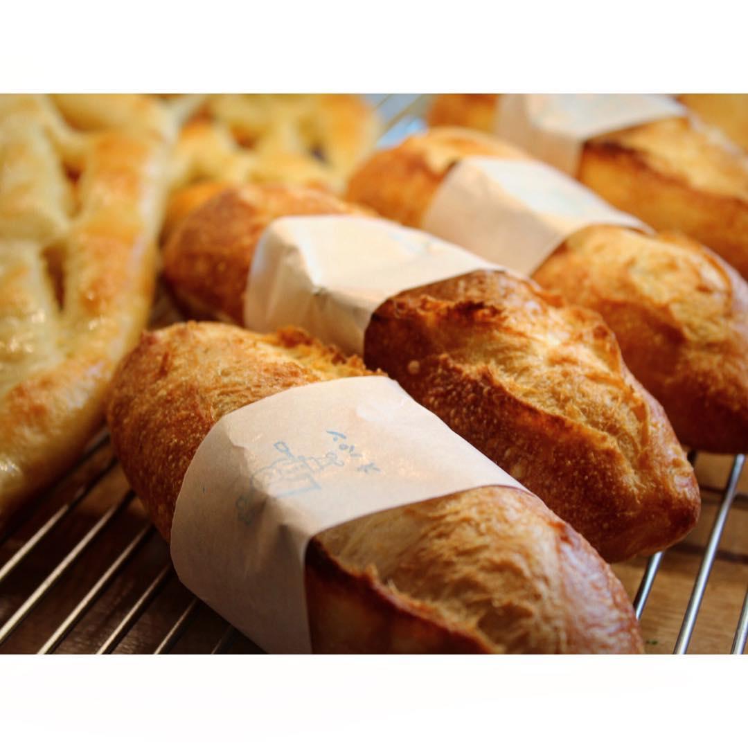 オパンのミルクフランス   OPAN オパン 東京 笹塚のパン屋