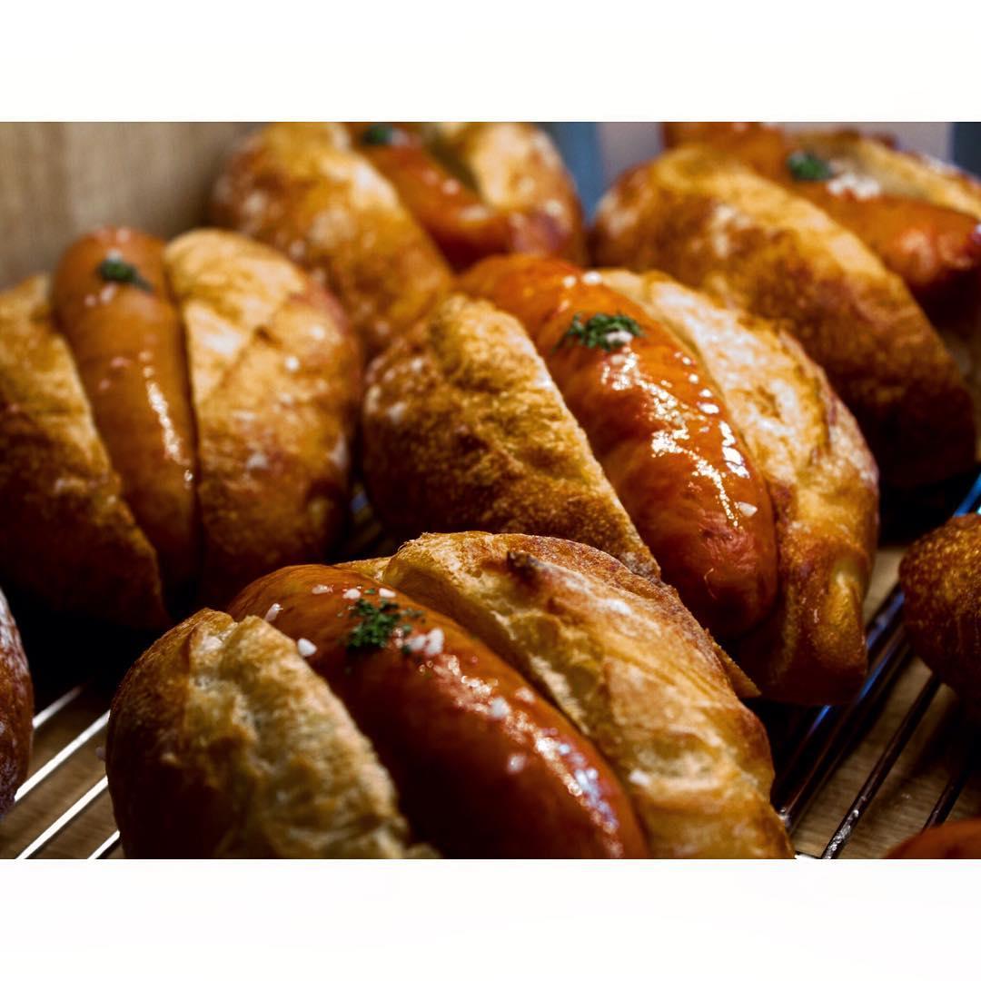 オパンのホットドッグ オパンドッグ(2016.10.28)   OPAN オパン 東京 笹塚のパン屋