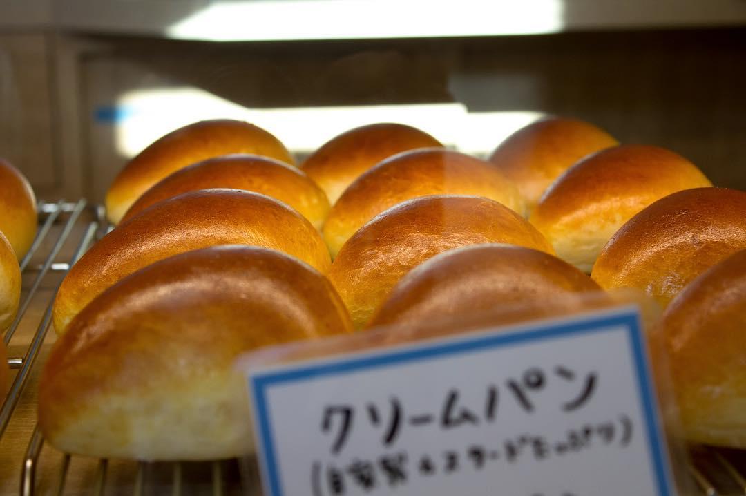 オパンのクリームパン(2017.02.08)