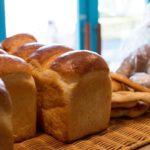 オパンの山型食パン、角型食パン(2018.05.21)