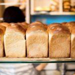 オパンの山型食パン、角型食パン(2018.08.04)