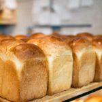オパンの山型食パン、角型食パン(2018.08.12)