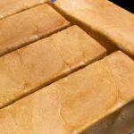 オパンの山型食パン、角型食パン(2018.08.22)