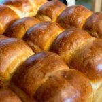 オパンの山型食パン、角型食パン(2018.09.26)