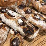 オパンの栗とヘーゼルナッツのパン・ド・ロデヴ(2018.10.30)