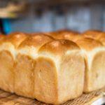 オパンの山型食パン、角型食パン(2019.01.16)