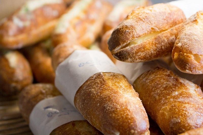 ミルクフランス、オパンドッグが焼き上がっています(2019.06.14)