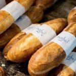 ミルクフランス、カヌレ、ミルクパンのパヴェが焼き上がっています(2019.07.13)